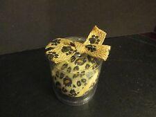 Doggie Tennis Ball, Leopard Print, Mud Pie, New in Gift Box