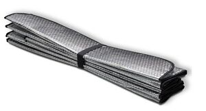 Image is loading Universal-Reflective-Car-Aluminum-foil-Windscreen-Sunshade- Sun- 5ac6af97038