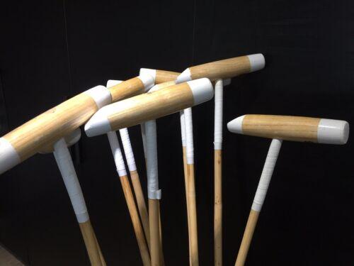 Pair Of Polo Sticks//Polo Malletts