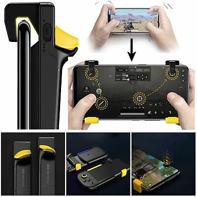 Decimale O più tardi rivale  🔥 FlyDiGi Fengci Handle Gamepad Trigger Shooter Controller For IOS Android  PUBG | eBay
