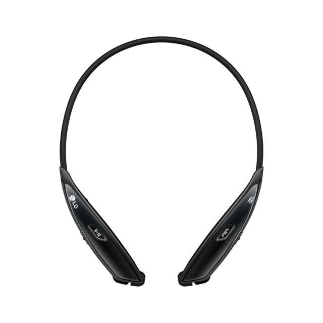 LG HBS-810.ACUSBKI Tone Ultra Premium Bluetooth Headset - HBS-810, Black