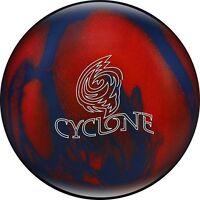 Ebonite Cyclone Blue/red Sparkle Bowling Ball