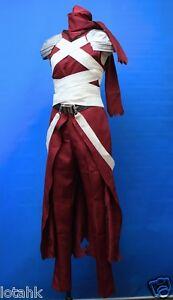 Ragnarok Online Assassin Male Cosplay Costume Custom Made Lotahk