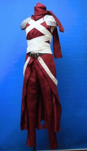 Ragnarok Online Assassin Male  Cosplay Costume Custom Made /<lotahk/>