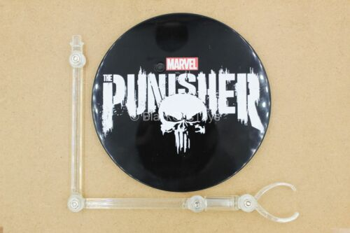 The Punisher 1//12 Scale Toy Base Figure Stand
