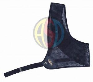 Nouveau Cartel 101 Tir à L'arc Poitrine Protection Protection Maille ** Tailles S-xl/rhd & Lhd **-afficher Le Titre D'origine