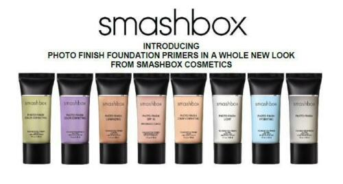 Smashbox-Photo-Finish-Foundation-Face-Primer-Makeup-Base-YOU-CHOOSE-Full-Size