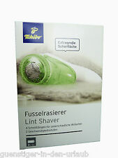 TCM Tchibo Fusselrasierer Fusselentferner 2 Stufen Lint Shaver 4 Schnittlängen