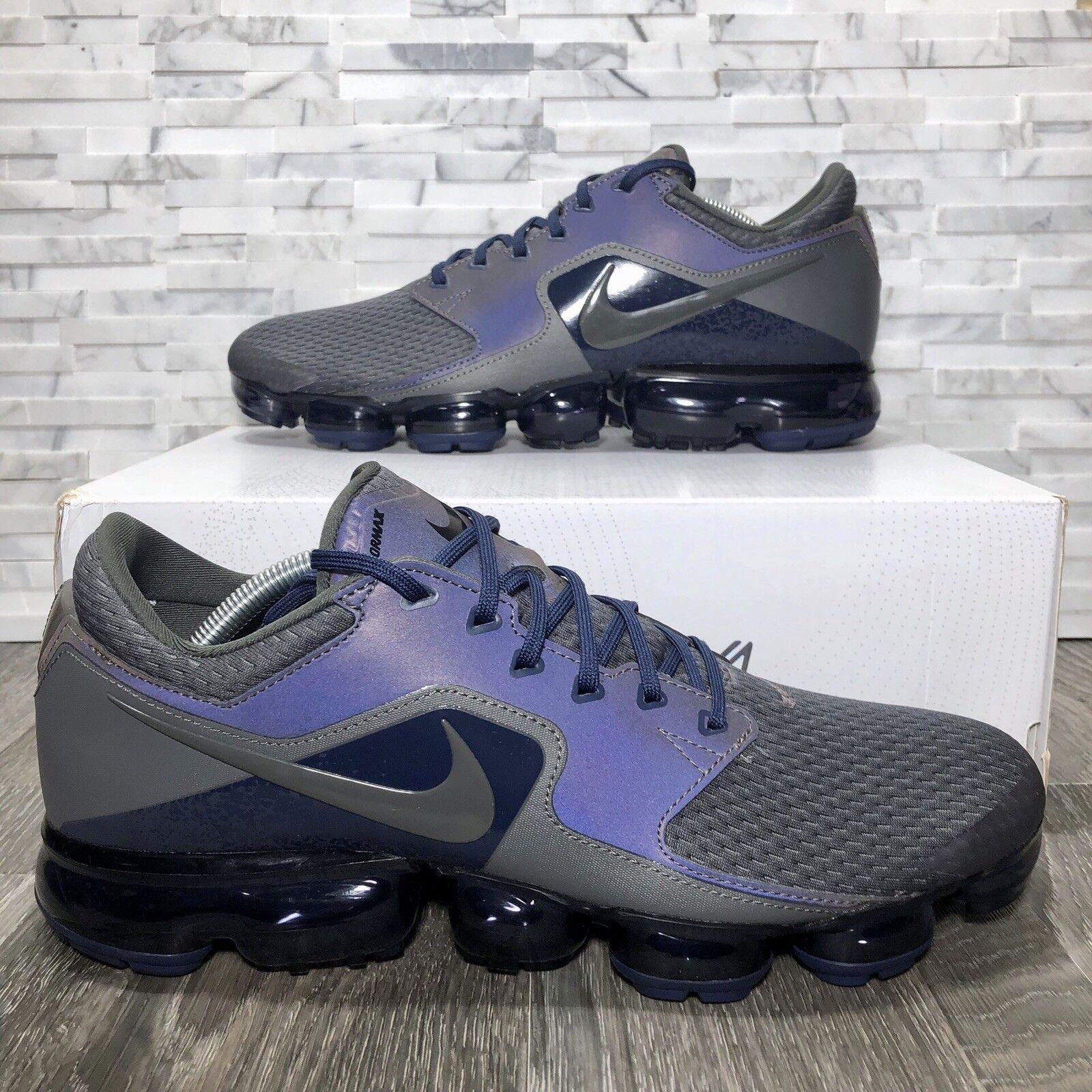 huge selection of 0c01d fd0de Nike Air Air Air VaporMax R Mesh Midnight Fog Running shoes (AJ4469-002)