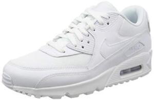 One 90 97 Us White 48 Essential 5 Air Premium 14 Nike Max Neu 95 Leder CqwUnBS