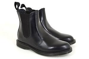 Dr-Martens-Flora-Chelsea-Boots-Black-14649001-Chelsea-Boots-Leder-Neu