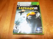 HAWX 2 Tom Clancy's H.A.W.X 2 Xbox 360 Ubisoft Aerial Warfare Air War Game NEW