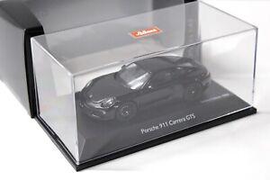 2014-Porsche-911-991-Carrera-GTS-Black-Metallic-1-43-Schuco