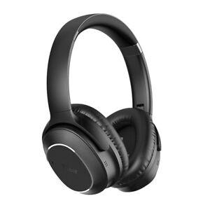 C02-2042n-72 tribit audio quietplus 72 auriculares cabeza banda llamadas & música sch ~ d ~