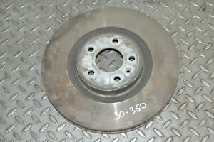 PORSCHE-MACAN-3-0-S-Diesel-2015-RHD-BRAKE-DISC-FRONT-LEFT-NEAR-SIDE
