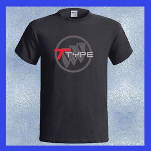 Buick-T-Type-Logo-Classic-Car-Turbo-Sport-NEW-Men-039-s-T-Shirt-S-M-L-XL-2XL-3XL