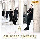 """Chantily Quintet Plays Barber, Nielsen & Taffanel (CD, Apr-2011, Profil - Edition Gnter H""""nssler)"""