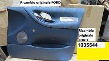 Rivestimento dx destro blù interno porta anteriore o pannello Ford Galaxy 11/94-