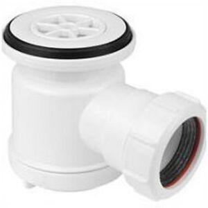 10 X Mcalpine 1.1/2 40 Mmshower Piège/déchets Blanc Easyclean Seal 70 M-afficher Le Titre D'origine