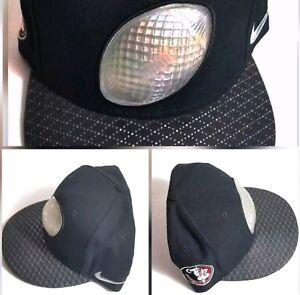 Image is loading Nike-True-FSU-Seminoles-Rare-Crystal-Rubber-Football- bae6f65ca