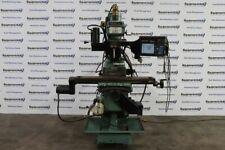 Swi Trak K3 Prototrak Sm 3 Axis Cnc Vertical Milling Machine