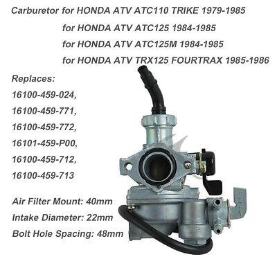1984 1985 1986 1987 Air Filter Honda ATC125M ATC 125M