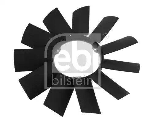 Ventilateur Volant, refroidissement du moteur Febi Bilstein 19256