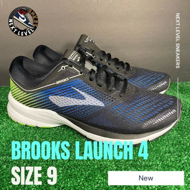 Brooks Launch 5 Running Shoes Black