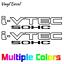 Pair-2-i-vtec-SOHC-Sticker-Decal-Honda-Civic-EX-DX-R18-CRV-MANY-SIZES thumbnail 2