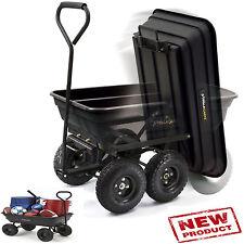 Gorilla Garden CartsUtility Wagons eBay