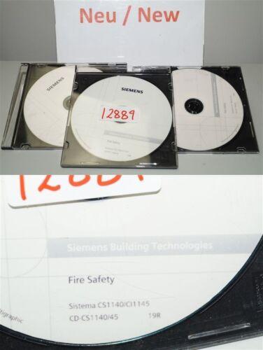 siemens Fire safety  sistema CS1140 Cerberus  cI1145