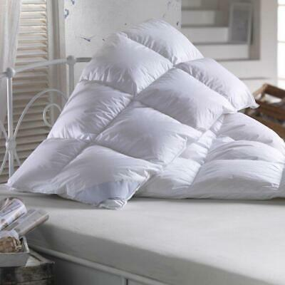 100/% Daunen Winterdecke Schäfer Daunendecke Steppdecke Bettdecke 220x240 Warm+