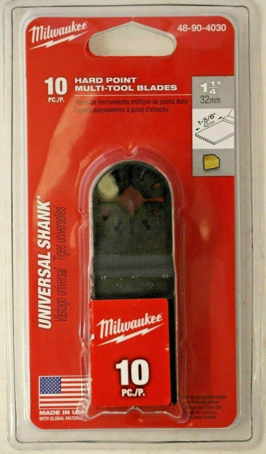 9 tlg Milwaukee Multitool Zubehör-Set Sägeblätter Satz mit Universal-Aufnahme