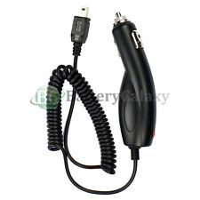 Garmin Nuvi 255w 270 1350 Car DC Adapter Charger Power Supply Cord Wire