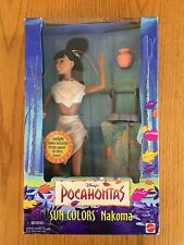 Vintage 1995 Pocahontas Sun Colors Nakoma Blanket Version - BRAND NEW