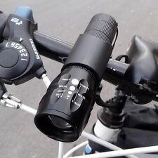 Bicycle Light 1200 Lumens CREE Q5 LED Bike Front Waterproof Lamp + Holder Clip