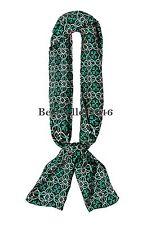 Soft Green Flower Floral Print Women's Ladies Wrap Long Scarf Wrap Shawl
