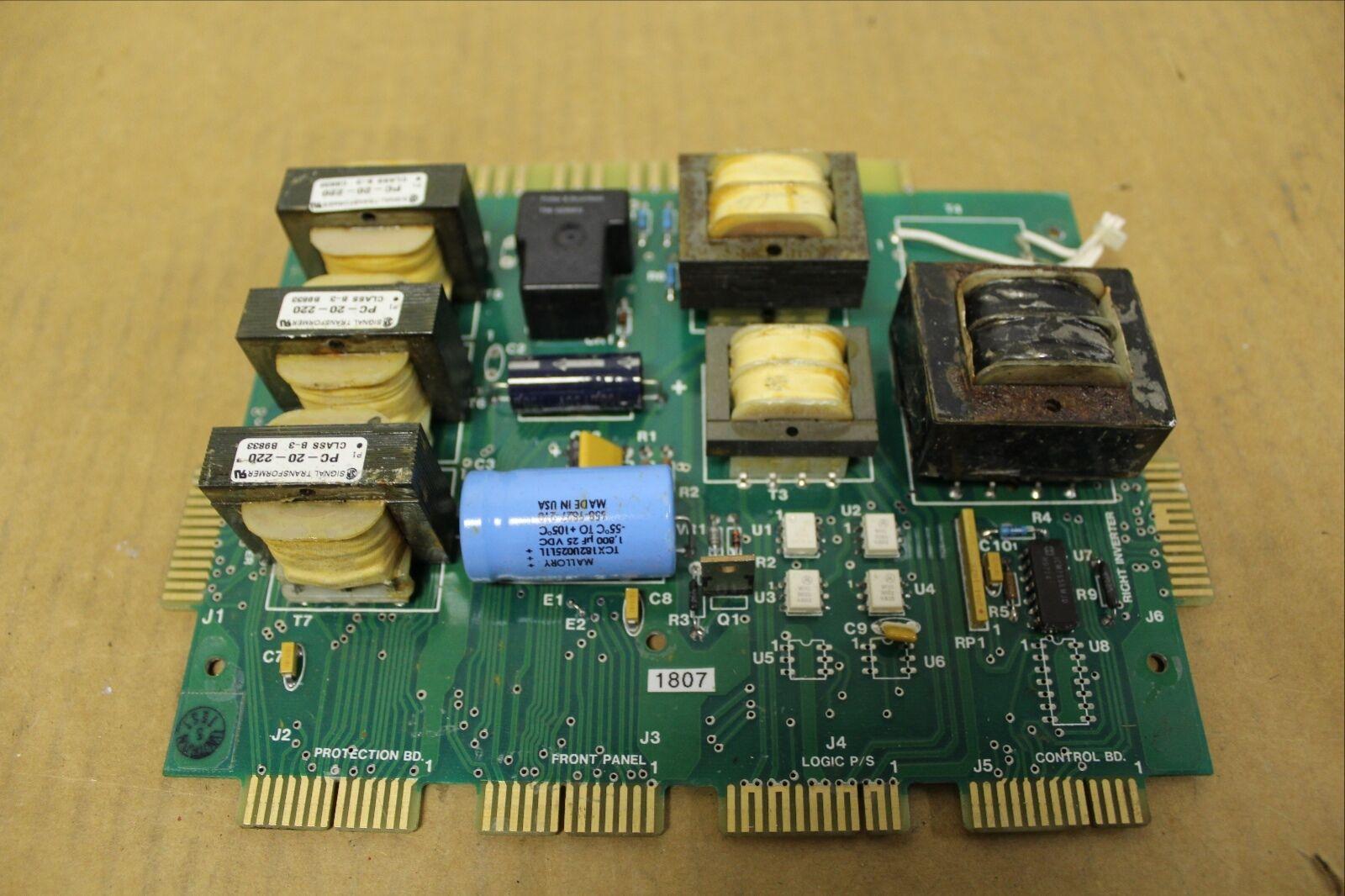 NEC CIRCUIT BOARD CARD 195-15008-6 12175 REV. Y