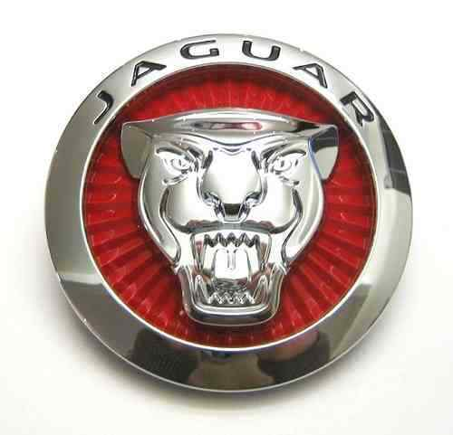 Stemma Logo Emblema Fregio Griglia anteriore per Jaguar XJ XF XK X