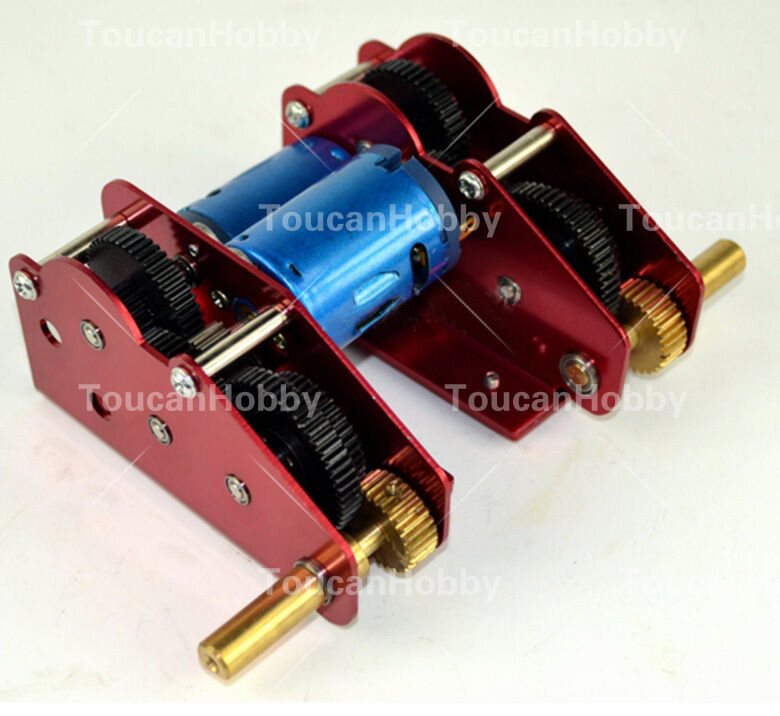 Henglong 1/16 Tank Ultimate II ML49mm Gearbox 3818/3819/3848/3849/3858/3859/3868