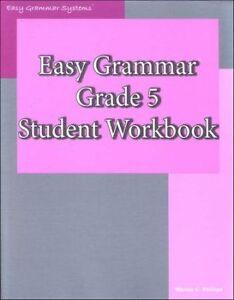 Easy-Grammar-Grade-5-Workbook