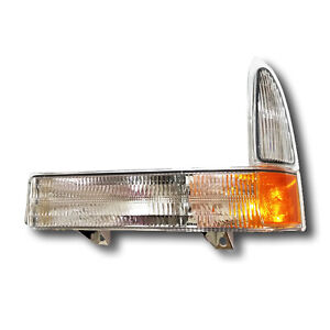 Fits 02 05 Ford Excursion F Series Sd Driver Left Signal Parking Light Lamp Lh Ebay