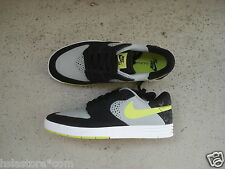 Nike Air Lunar Paul Rodriguez 7 42 Base Grey/Venom Green/Black