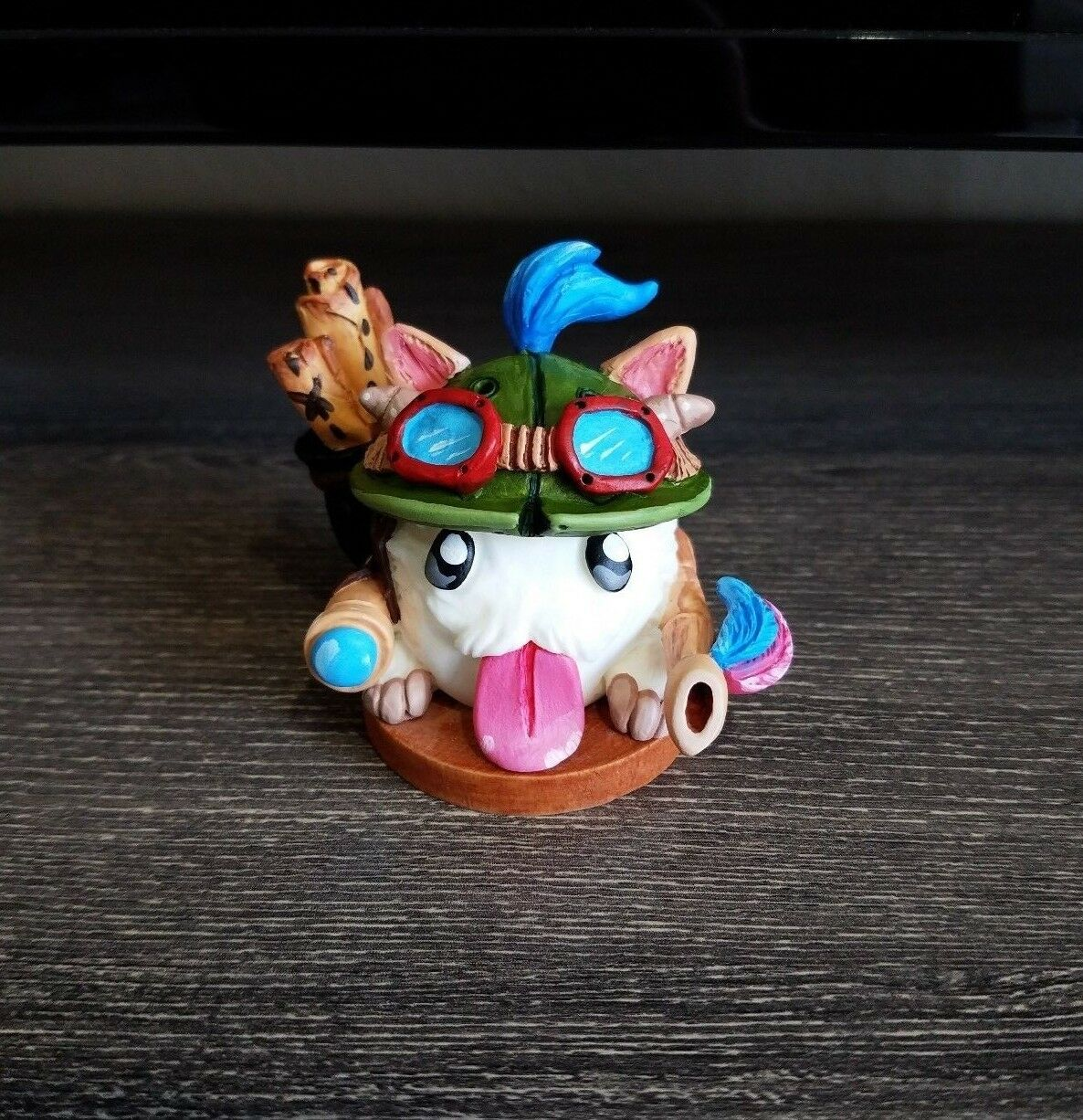 League of Legends Teemo Poro US Seller cute figure kawaii