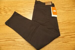 NWT-MEN-039-S-NORTH-FACE-JEANS-Multiple-Sizes-Denali-Slim-Fit-Weathered-Black-85