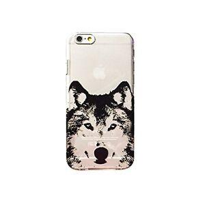 coque iphone 6 plus loup