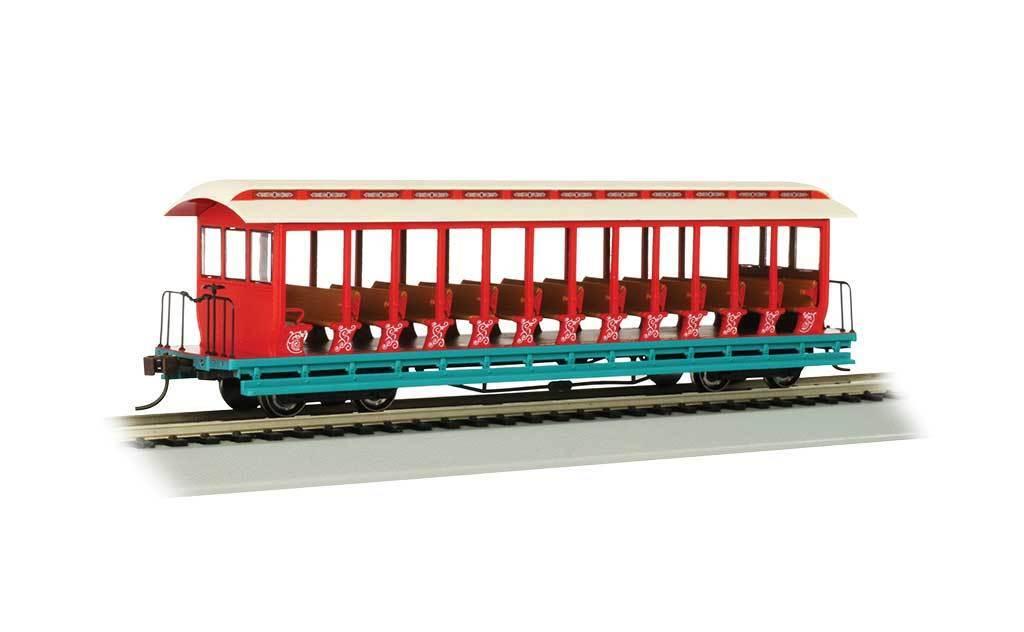 Spur HO-VAGONI Excursion Car per 19345 il tempo libero Park - 19345 per NUOVO 375a3d