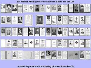 UBER-6700-STERBEBILDER-DEUTSCHER-SOLDATEN-WEHRMACHT-GERMAN-DEATH-CARDS-2-WK-1-WK