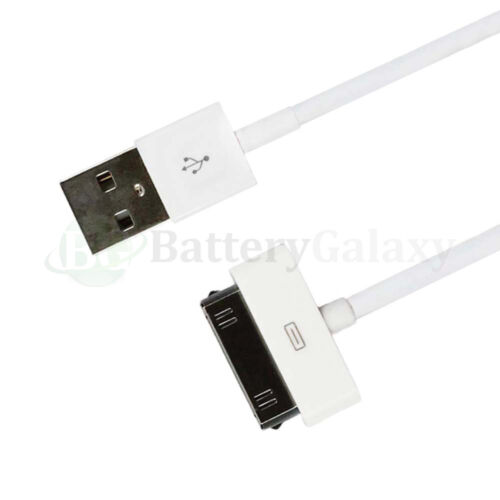 1 2 3 4 5 10 Lot USB Charger Cable for Apple iPod Photo Video 20GB 30GB 200+SOLD
