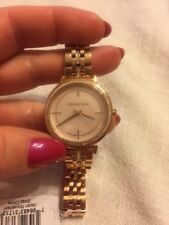 66150ed96b16 item 4 Michael Kors Cinthia Rose Gold Mother of Pearl Dial Ladies Watch  MK3643   w ship -Michael Kors Cinthia Rose Gold Mother of Pearl Dial Ladies  Watch ...